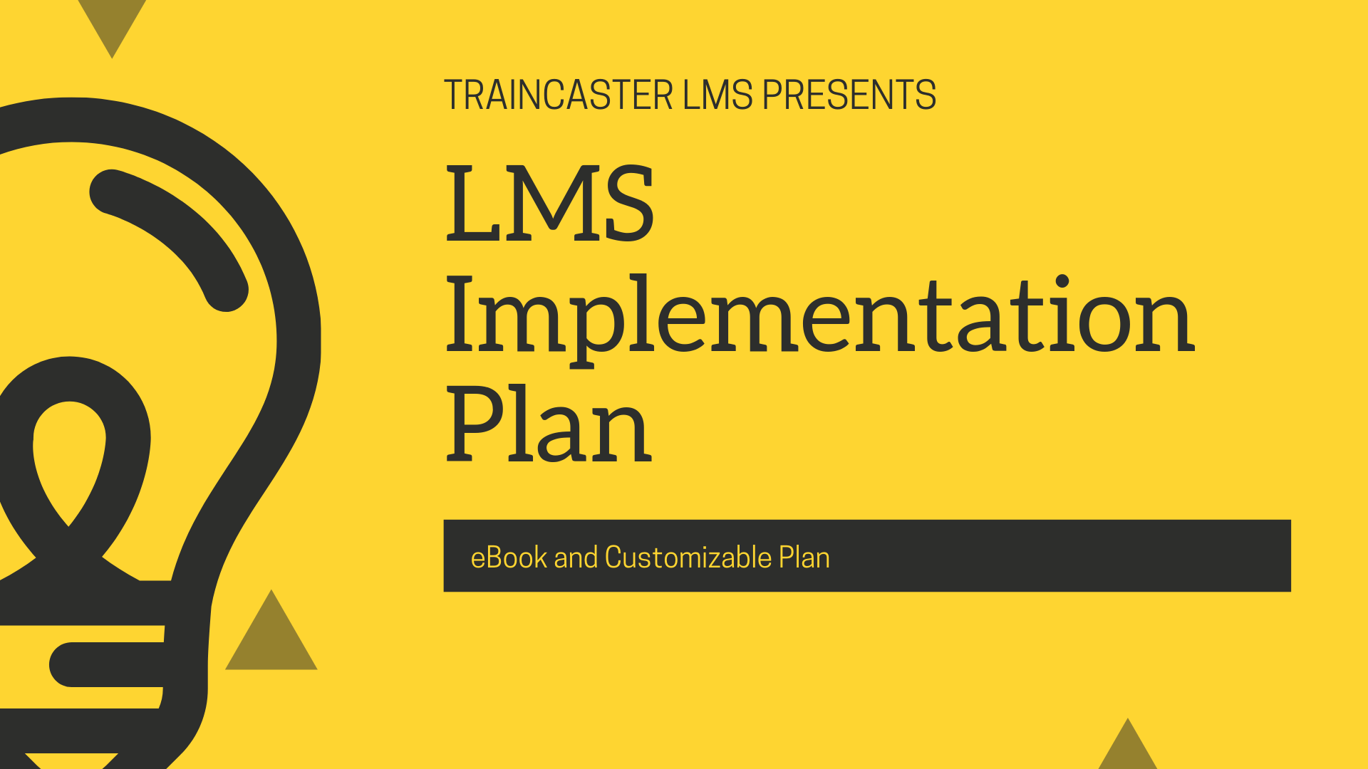 LMS Implementation Plan