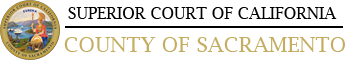 Superior Court of California, County of Sacramento